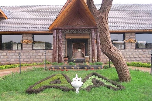 Weekend Getaway to AA Lodge Amboseli