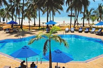 Beach Getaway to Mombasa Continental Resort
