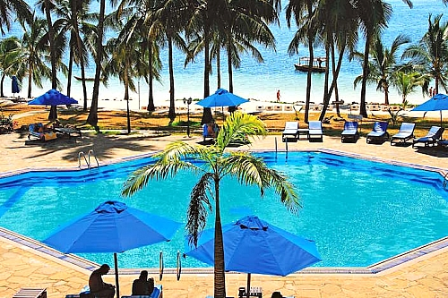 Beach Getaway to Mombasa Continental Resort