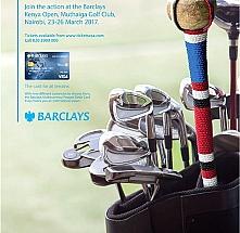 Barclays Kenya Open 2017