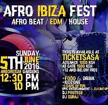 Afro Ibiza Fest 2016