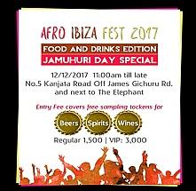 AFRO IBIZA FEST 2017