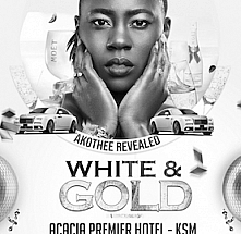 Akothee Revealed White & Gold Party