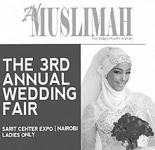 Al Muslimah 3rd Annual Wedding Fair