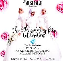 The Al-Muslimah 5th Wedding Fair Celebration
