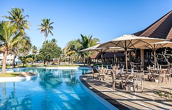 All Inclusive Easter Holiday at Amani Tiwi Beach Resort