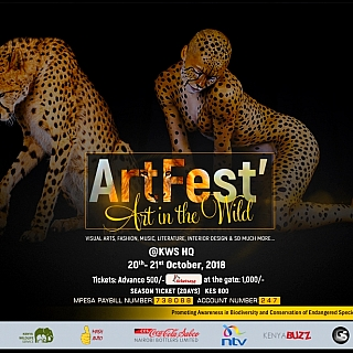 ArtFest ~ Art in the Wild! (4th Edition)