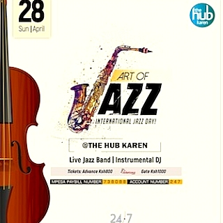 Art of Jazz: International Jazz Day 2019