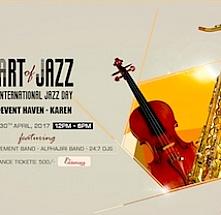 ART OF JAZZ - INTERNATIONAL JAZZ DAY!