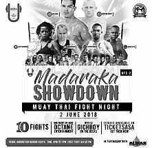 Madaraka Showdown Muay Thai Fight Night
