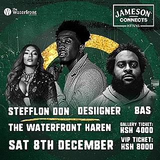 Jameson Connects Kenya 2018