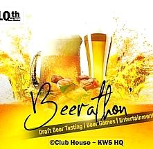 Beerathon: Beer Games + Entertainment