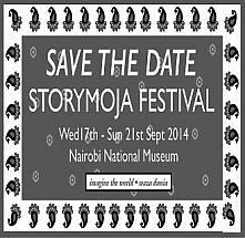 Storymoja Festival 2014