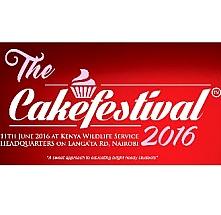The Cake Festival 2016