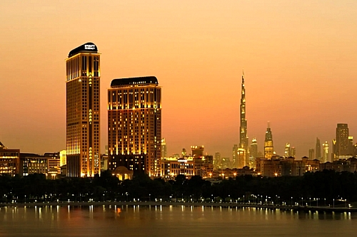 Dubai 7's at Hyatt Regency Dubai ★★★★★