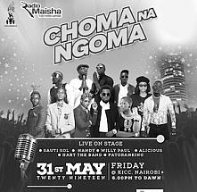 Choma Na Ngoma 2019