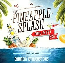 Ciroc Pineapple Pool Party at Swahili Beach