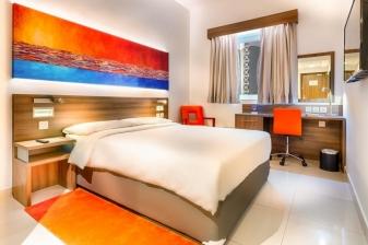 4 Nights Adventure at Citymax Hotel Bur Dubai ★★★