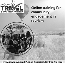 Online Training for Community engagement in Tourism