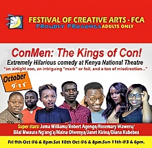 CONMEN: THE KINGS OF CON  Hilarious comedy
