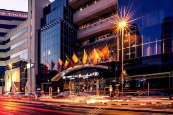 Dubai 7's at Crowne Plaza Dubai ★★★★★