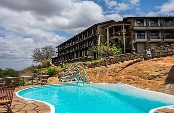 3 Days Voi Safari Lodge Special!