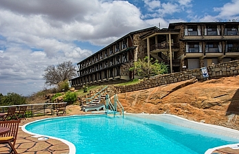3 Days Voi Safari Lodge Special!
