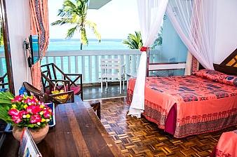 Travel Deal to Mombasa Beach Hotel