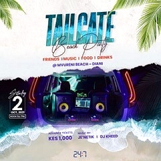 Tailgate Beach Party
