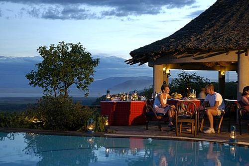 Vacation Getaway to Lake Manyara Serena Safari Lodge