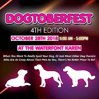 DOGTOBERFEST 4TH EDITION