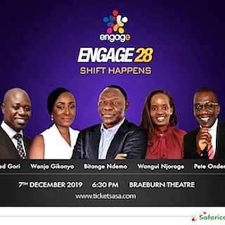 Engage 28: Shift Happens