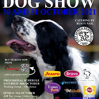 East Africa Kennel Club 169th Championship Dog Show
