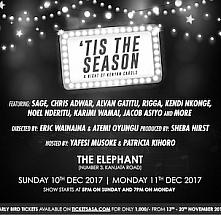 Tis The Season: A Night of Kenyan Carols 2017