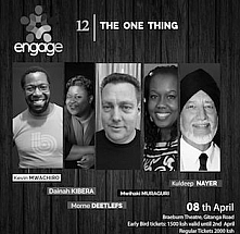 Engage 12: The One Thing