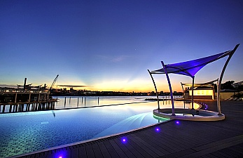 Luxurious Beach Retreat at English Point Marina