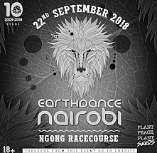 Earthdance Nairobi 2018