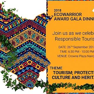 2018 Ecowarrior Award Gala Dinner