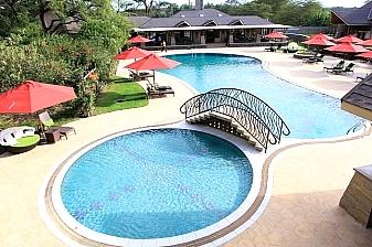 Luxurious Retreat at Enashipai Resort