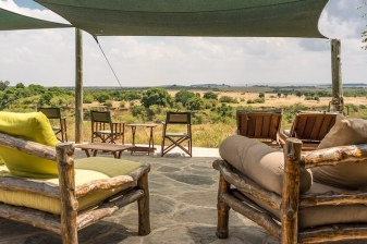 Bush Experience at Entim Mara Camp