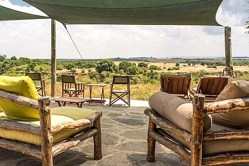 Bush Experience at Entim Mara Camp