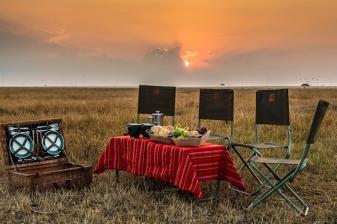 Safari Getaway at Entim Mara Camp