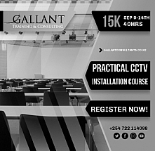 Practical CCTV Installation, Maintenance & Management Course