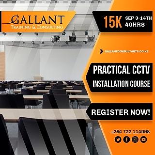 Practical CCTV Installation, Maintenance & Management Course