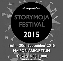 Storymoja Festival 2015