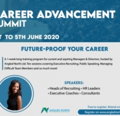 The Career Advancement Summit 2020