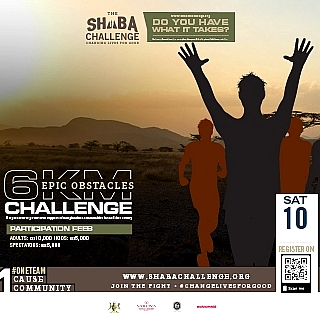 The Shaba Challenge: Changing Lives For Good