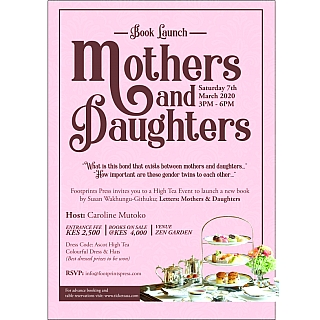 Book Launch - Mothers & Daughters