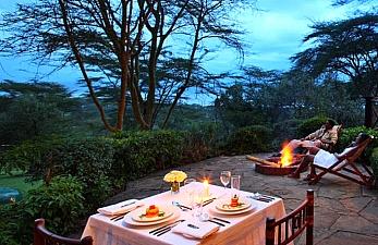 4 Days 3 Nights Luxury Safari to Sarova Lion Hill Game Lodge
