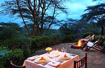 Luxury Safari to Sarova Lion Hill Game Lodge